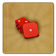 Dice,Roulette (for Boardgame) Icon