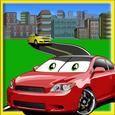 Jumpy Car : addicting game Icon