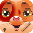 Cat & Dog Doctor - Kids Game Icon