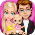 Mommy's New Baby - Love Story Icon