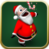 Hungry Santa Icon