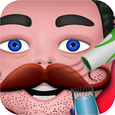 Beard Shave Salon Icon