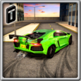 Furious Car Driver 3D Icon