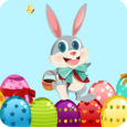 Easter Bunny Tracker Icon