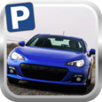 City Car Parking Simulator 3D Icon