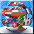 World Flags Quiz Free Icon