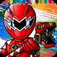 Paint Power Rangers Icon