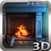 Fireplace 3D FREE lwp Icon