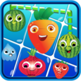 Fruit Frenzy : Connect All Icon