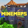 Maps for Minecraft PE MineMaps Icon