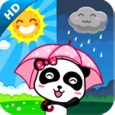 The Weather by BabyBus Icon