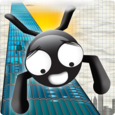 Stickman Base Jumper Icon