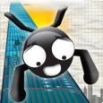 Stickman Base Jumper Icon