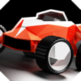 Stunt Rush - 3D Buggy Racing Icon