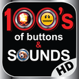 100's of Buttons and Sounds Icon