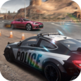 Police vs Crime Driver Icon