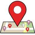 GO Map - For Pokemon Icon