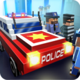 Blocky City: Ultimate Police Icon