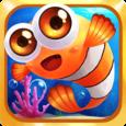 Flooio : Fish Adventure Icon