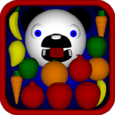Really Hungry Panda Bear Icon