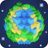 Planet of Cubes Online Icon