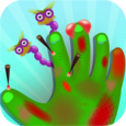 Monster Hand Doctor Icon