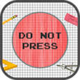The Red Button - Don't Tap It Icon
