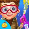 Kid Science Amazing Experiment Icon