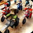 Dirtbike Survival Block Motos Icon