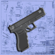 Pistol Builder Icon