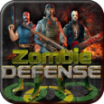 Zombie Defense Icon