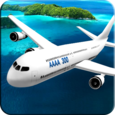 Plane Simulator 3D Icon