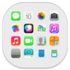 Launcher for iPhone 7 plus Icon