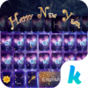 Happy New Year Kika Keyboard Icon