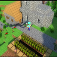 Beautiful World - Minecraft Icon
