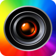 Color Photo Effect Icon