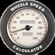 Wheels Speed Calculator Icon