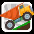 Speedy Truck : Hill Racing 2 Icon