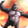 Apes On Jungle Planet Icon