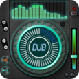 Dub Music Player + Equalizer Icon