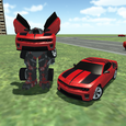 Car Robot Simulator Icon