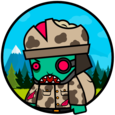Zombie Forest Icon