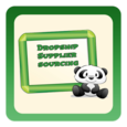 Dropship PRC Supplier Sourcing Icon