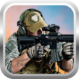 Commando Sniper Shooter 3D Icon
