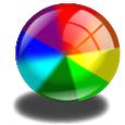 Crazy Colour Rush Tin Riddle Icon