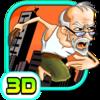 Grandpa Run 3D Icon