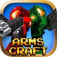 Arms Craft:Pixel Space Gun FPS Icon