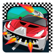 WildRide Race & Shoot Icon