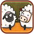 Farmer vs Crazy Animals Icon