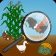 Find The Hidden Barn Animals Icon